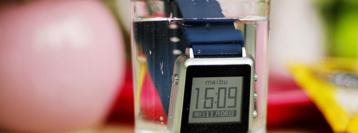 """续航3周+IP67+恒亮屏,这才是 """"智能手表"""" !"""