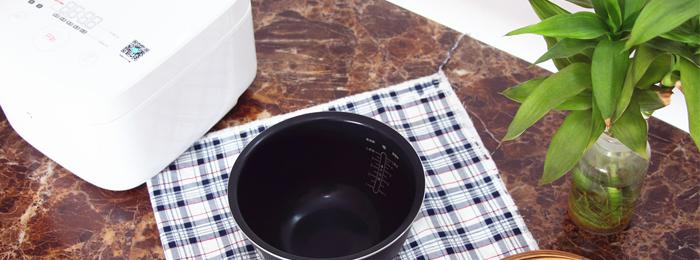 小米新品--米家IH电饭煲,看得见的烹饪过程