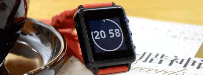 价格不及小米,却有3周续航的麦步M1手表